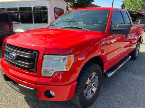 2013 Ford F-150 for sale at Ace Auto Brokers in Charlotte NC