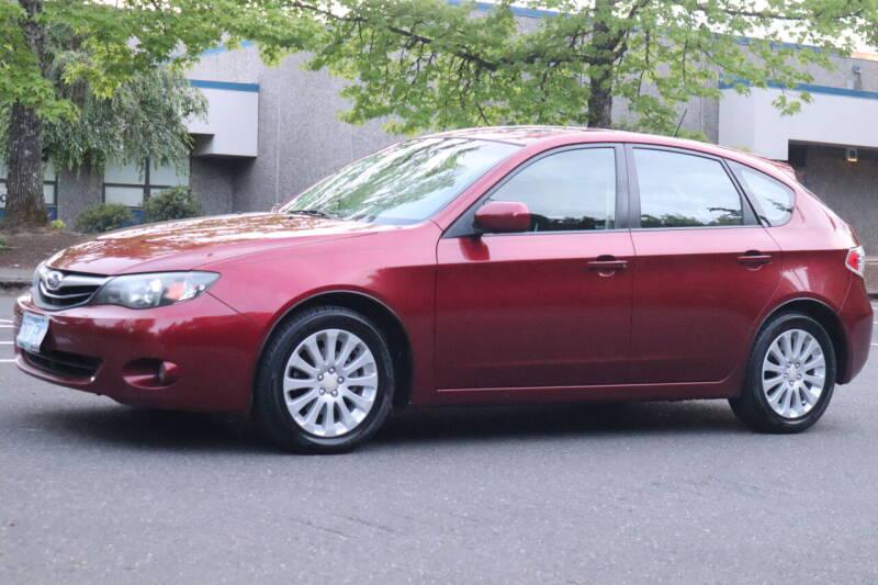 2010 Subaru Impreza for sale at Overland Automotive in Hillsboro OR