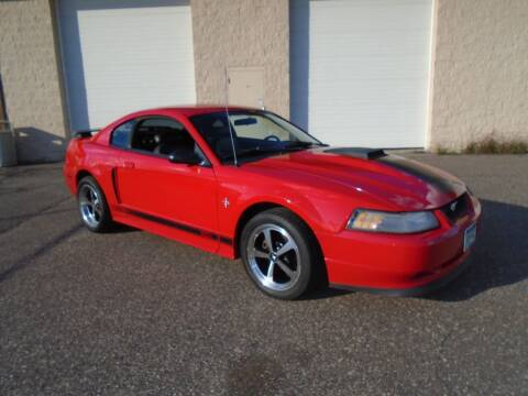 2003 Ford Mustang for sale at Route 65 Sales & Classics LLC - Classic Cars in Ham Lake MN