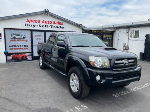 2010 Toyota Tacoma for sale at Speed Auto Sales in El Cajon CA
