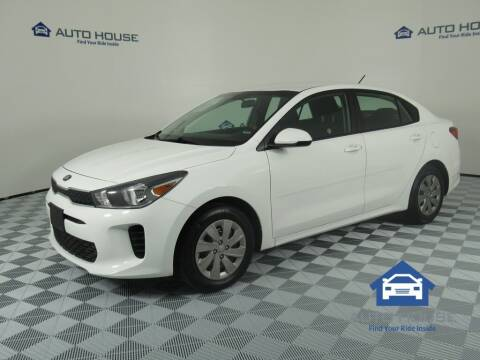 2020 Kia Rio for sale at AUTO HOUSE TEMPE in Tempe AZ