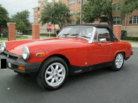1977 MG Midget for sale at Haggle Me Classics in Hobart IN