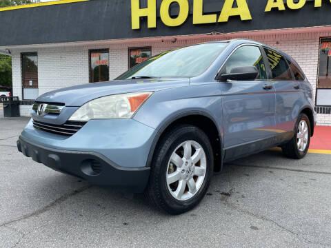 2007 Honda CR-V for sale at HOLA AUTO SALES CHAMBLEE- BUY HERE PAY HERE - in Atlanta GA
