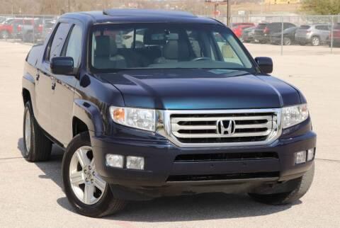 2012 Honda Ridgeline for sale at Big O Auto LLC in Omaha NE