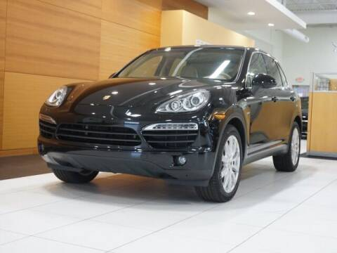 2011 Porsche Cayenne for sale at PORSCHE OF NORTH OLMSTED in North Olmsted OH