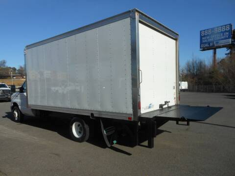 2019 Ford E-Series Chassis for sale at Benton Truck Sales - Box Vans in Benton AR