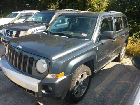 2007 Jeep Patriot for sale at Auto Brokers of Milford in Milford NH