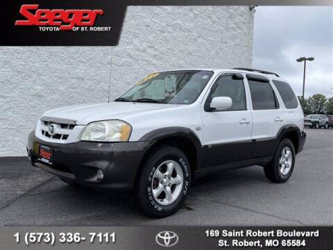 2006 Mazda Tribute for sale at SEEGER TOYOTA OF ST ROBERT in St Robert MO