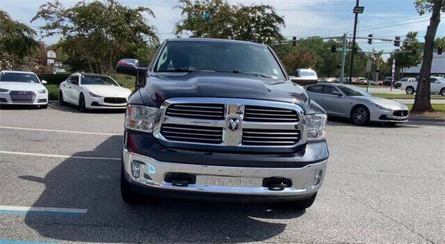 2015 RAM Ram Pickup 1500 4x4 Big Horn 4dr Crew Cab 5.5 ft. SB Pickup - Roswell GA