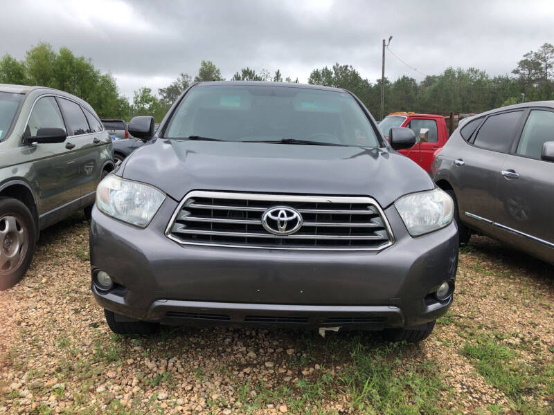 2008 Toyota Highlander for sale at Stevens Auto Sales in Theodore AL