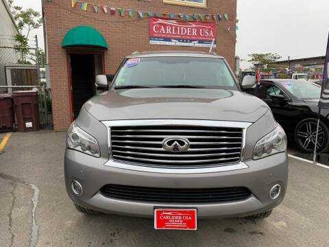 2011 Infiniti QX56 for sale at Carlider USA in Everett MA