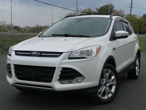 2013 Ford Escape for sale at MAGIC AUTO SALES in Little Ferry NJ