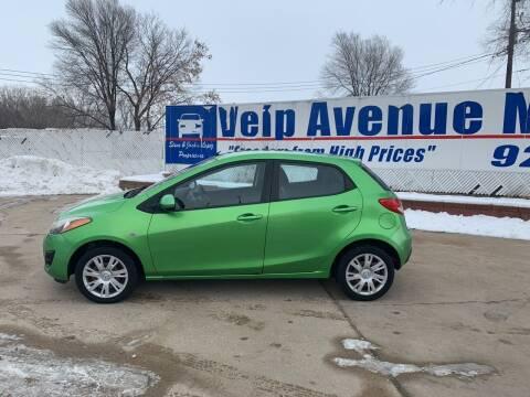 2012 Mazda MAZDA2 for sale at Velp Avenue Motors LLC in Green Bay WI