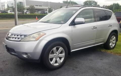 2006 Nissan Murano for sale at Dad's Auto Sales in Newport News VA
