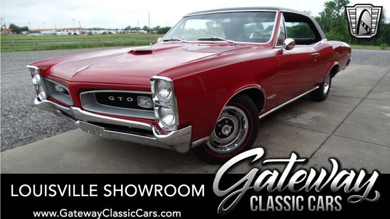 1966 Pontiac GTO for sale in Memphis, IN