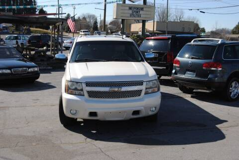 2010 Chevrolet Suburban for sale at HODGE MOTORS in Bristol TN