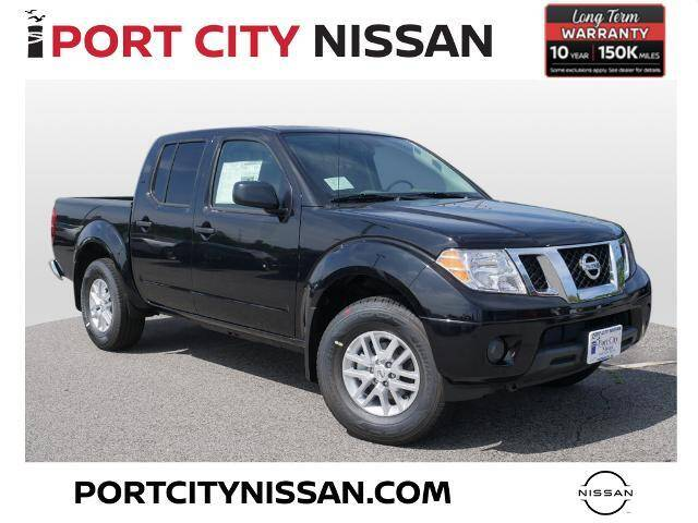 2021 Nissan Frontier for sale in Portsmouth, NH