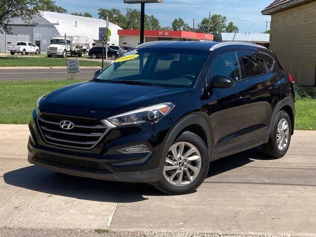 2016 Hyundai Tucson for sale at Rolling Wheels LLC in Hesston KS