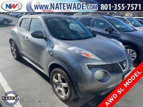 2011 Nissan JUKE for sale at NATE WADE SUBARU in Salt Lake City UT