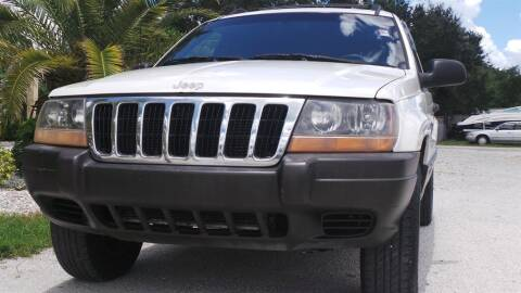 1999 Jeep Grand Cherokee for sale at Southwest Florida Auto in Fort Myers FL