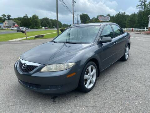 2005 Mazda MAZDA6 for sale at CVC AUTO SALES in Durham NC
