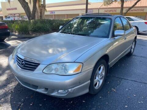2002 Mazda Millenia for sale at Florida Prestige Collection in St Petersburg FL