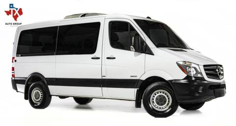 2016 Mercedes-Benz Sprinter Passenger for sale at TX Auto Group in Houston TX