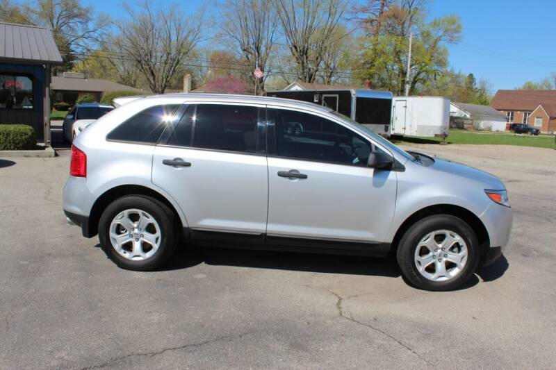 2012 Ford Edge for sale at Fred Allen Auto Center in Winamac IN
