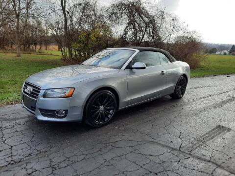 2010 Audi A5 for sale at Moundbuilders Motor Group in Heath OH