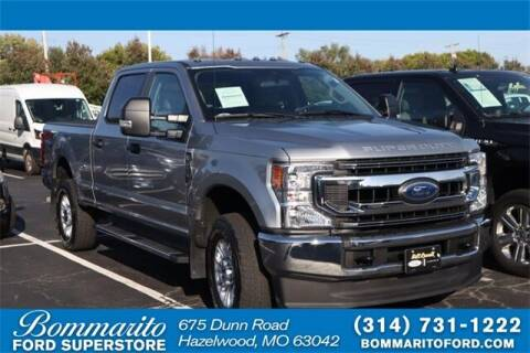 2020 Ford F-250 Super Duty for sale at NICK FARACE AT BOMMARITO FORD in Hazelwood MO