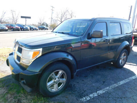 2010 Dodge Nitro for sale at WOOD MOTOR COMPANY in Madison TN