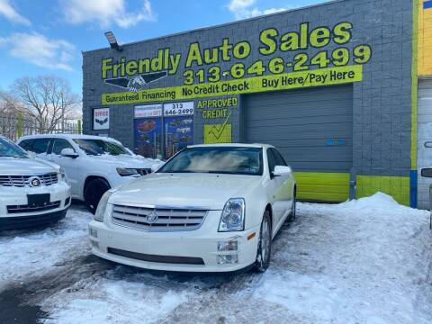 2006 Cadillac STS for sale at Friendly Auto Sales in Detroit MI