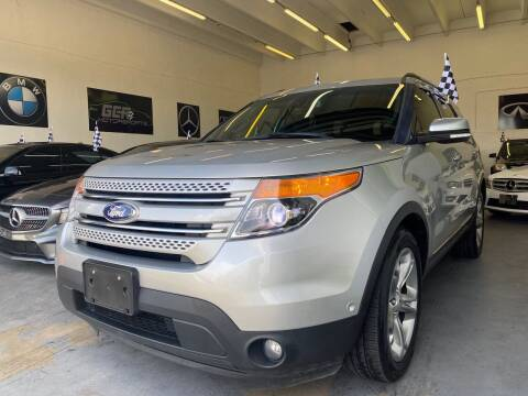 2014 Ford Explorer for sale at GCR MOTORSPORTS in Hollywood FL