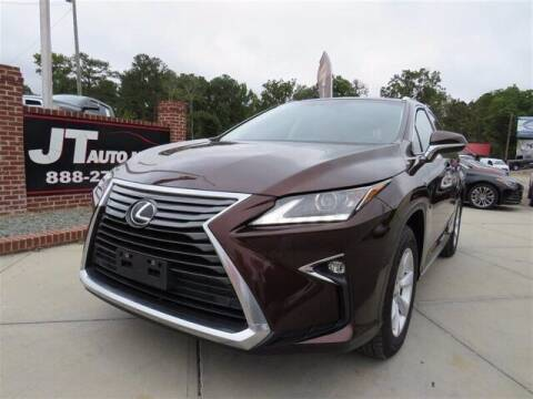 2016 Lexus RX 350 for sale at J T Auto Group in Sanford NC