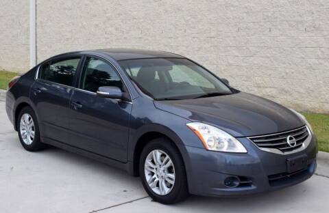 2012 Nissan Altima for sale at Raleigh Auto Inc. in Raleigh NC