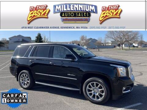 2017 GMC Yukon for sale at Millennium Auto Sales in Kennewick WA
