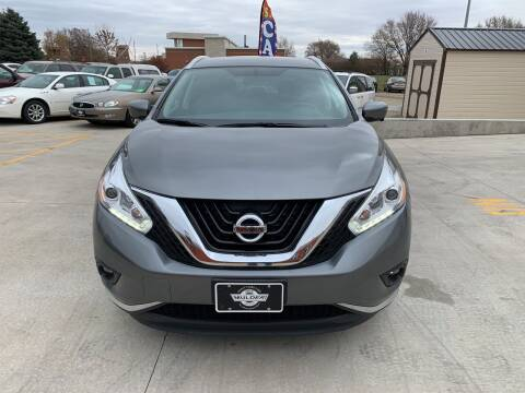 2016 Nissan Murano for sale at Mulder Auto Tire and Lube in Orange City IA
