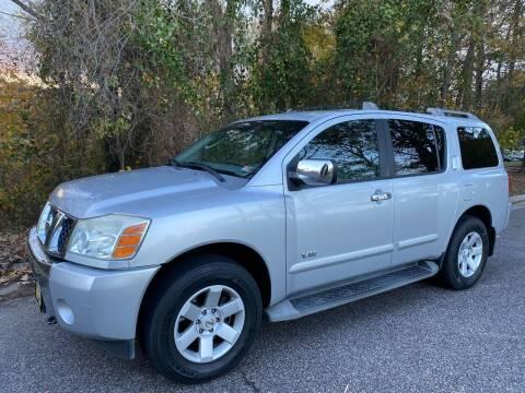 2007 Nissan Armada for sale at Coastal Auto Sports in Chesapeake VA