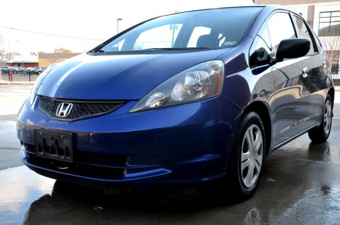2011 Honda Fit for sale at Wheel Deal Auto Sales LLC in Norfolk VA