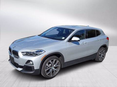 2018 BMW X2 for sale at Fitzgerald Cadillac & Chevrolet in Frederick MD