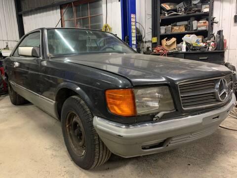 1988 Mercedes-Benz 380-Class for sale at Next Autogas Auto Sales in Jacksonville FL