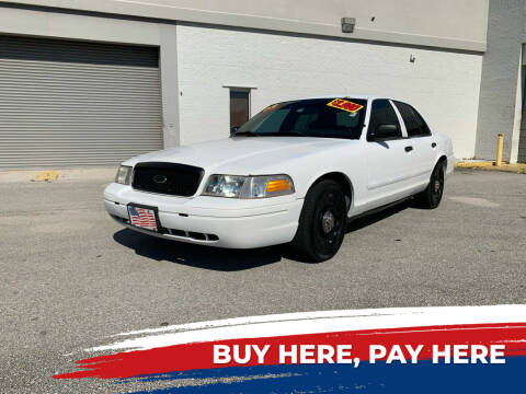 2005 Ford Crown Victoria for sale at Mid City Motors Auto Sales - Mid City South in Fort Myers FL