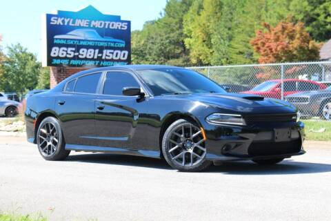 2017 Dodge Charger for sale at Skyline Motors in Louisville TN
