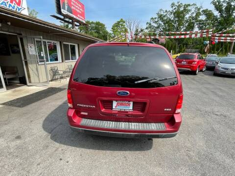2004 Ford Freestar for sale at Johnson Car Company llc in Crown Point IN