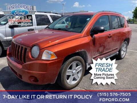 2010 Jeep Compass for sale at Fort Dodge Ford Lincoln Toyota in Fort Dodge IA