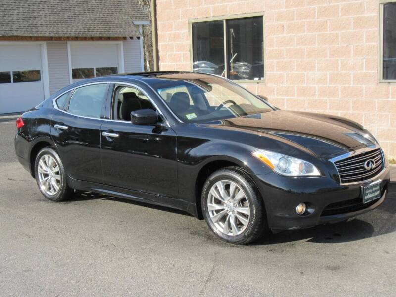 2013 Infiniti M37 for sale at Advantage Automobile Investments, Inc in Littleton MA