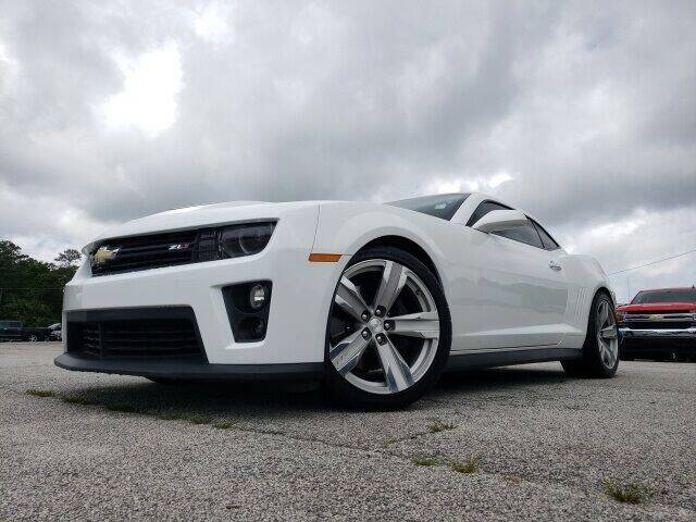2013 Chevrolet Camaro for sale in Dallas, GA