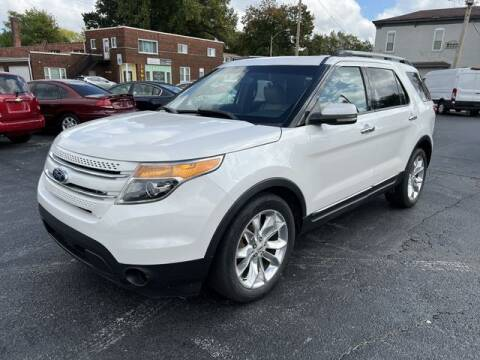 2012 Ford Explorer for sale at JC Auto Sales in Belleville IL