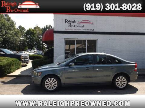2005 Volvo S40 for sale at Raleigh Pre-Owned in Raleigh NC