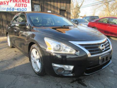 2015 Nissan Altima for sale at EZ Finance Auto in Calumet City IL